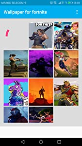 Wallpapers for Fortnite by Koba