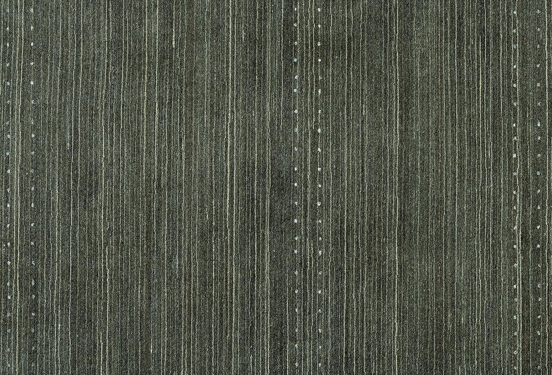 Toulemonde bochart Collection linea Modell Wüste Teppich Wolle Cendre 240x 170cm
