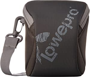 Lowepro LP36444-0WW Dashpoint 30 Camera Bag- Multi Attachment Pouch For Your Mirrorless Camera,Slate Grey