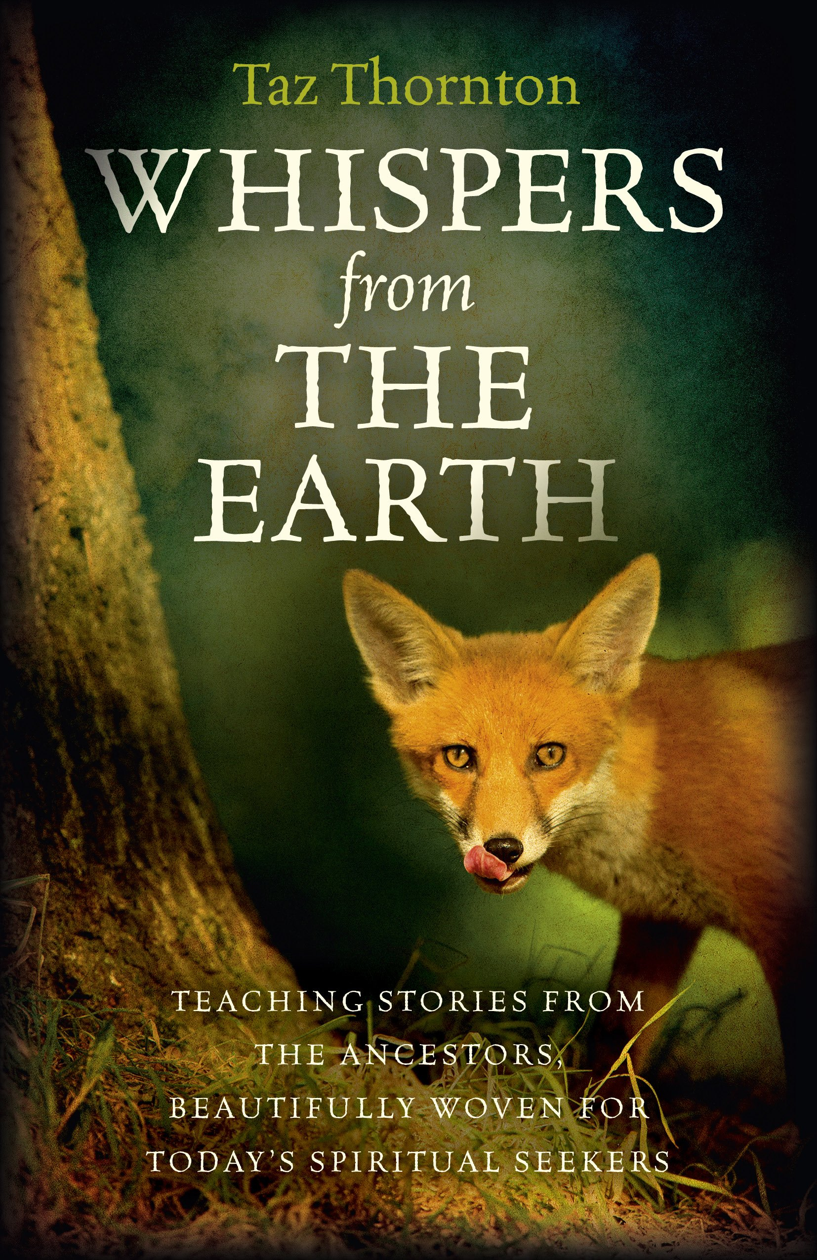 whispers from the earth teaching stories from the ancestors  whispers from the earth teaching stories from the ancestors beautifully woven for today s spiritual seekers taz thornton 9781782793823 com