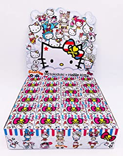 c5719dc01 Tokidoki Full Case Of 24 Blind Box X Hello Kitty Series 2 Vinyl Mini Figures