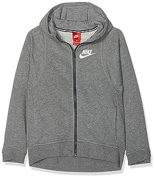 Nike G NSW Mdrn Hoodie FZ Sudadera, Niñas: Amazon.es: Deportes y aire libre