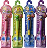 Pororo Kids Children Toothbrush Toothpaste (4units) by TheJD