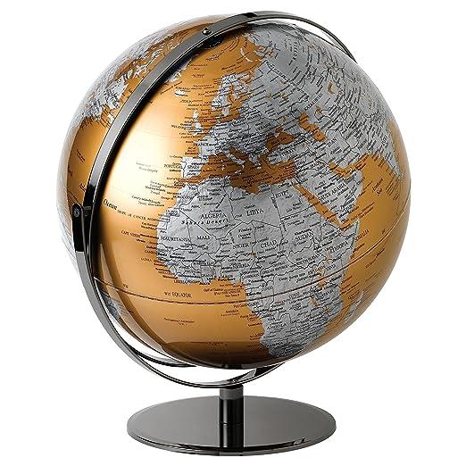 24 opinioni per Globe Collection Mappamondo, plastica, Multi/colour, 43 x 43 x 51 cm