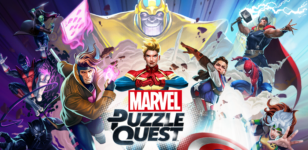 Review Marvel Puzzle Quest