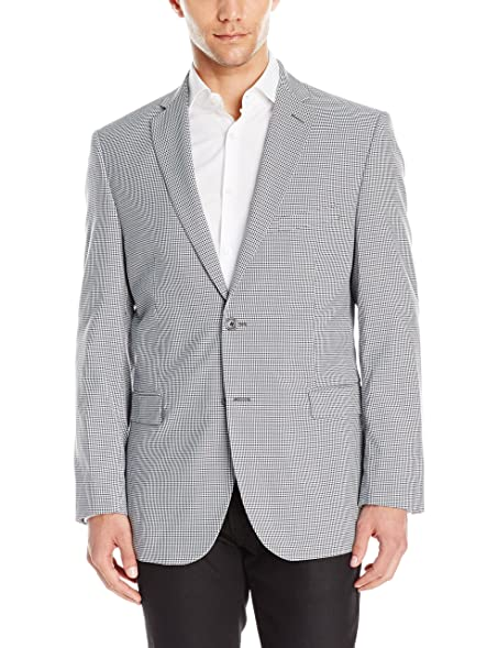 Adolfo Men's Modern Fit Sport Coat at Amazon Men's Clothing store: