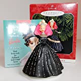 Hallmark Keepsake Ornament Holiday Barbie Collector's Series