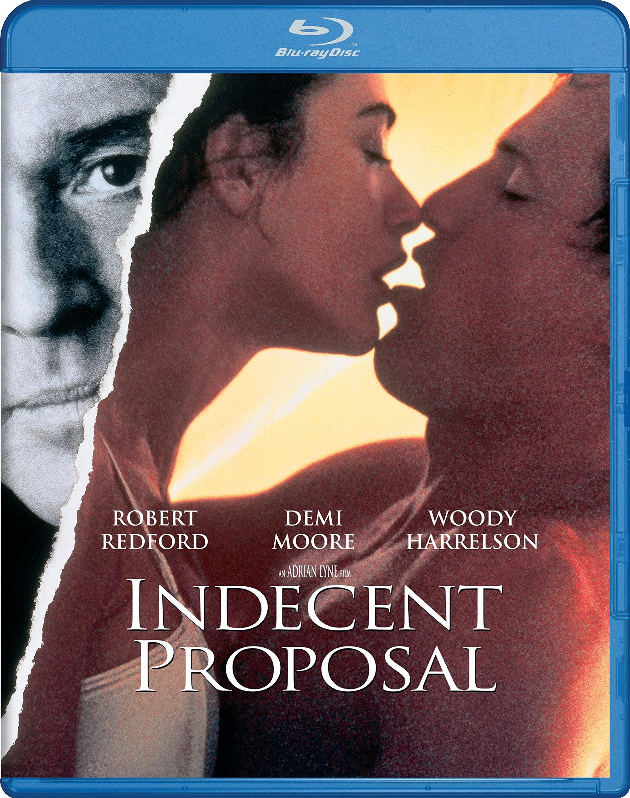 Blu-ray : Indecent Proposal (Widescreen, AC-3, True-Hd)