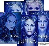 LOS VIKINGOS DE CHANNING: CAUTIVA, ERIKA, LYNNAE, NILSA y EYRA en un pack especial