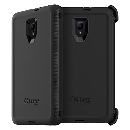 best sneakers 9a722 e9f49 OtterBox DEFENDER SERIES Case for Samsung Galaxy TAB A (8.0 - 2017 version)  - Retail Packaging - BLACK