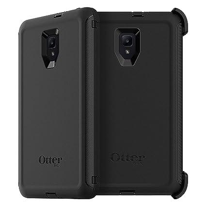best sneakers aea8b 7ebb3 OtterBox DEFENDER SERIES Case for Samsung Galaxy TAB A (8.0 - 2017 version)  - Retail Packaging - BLACK