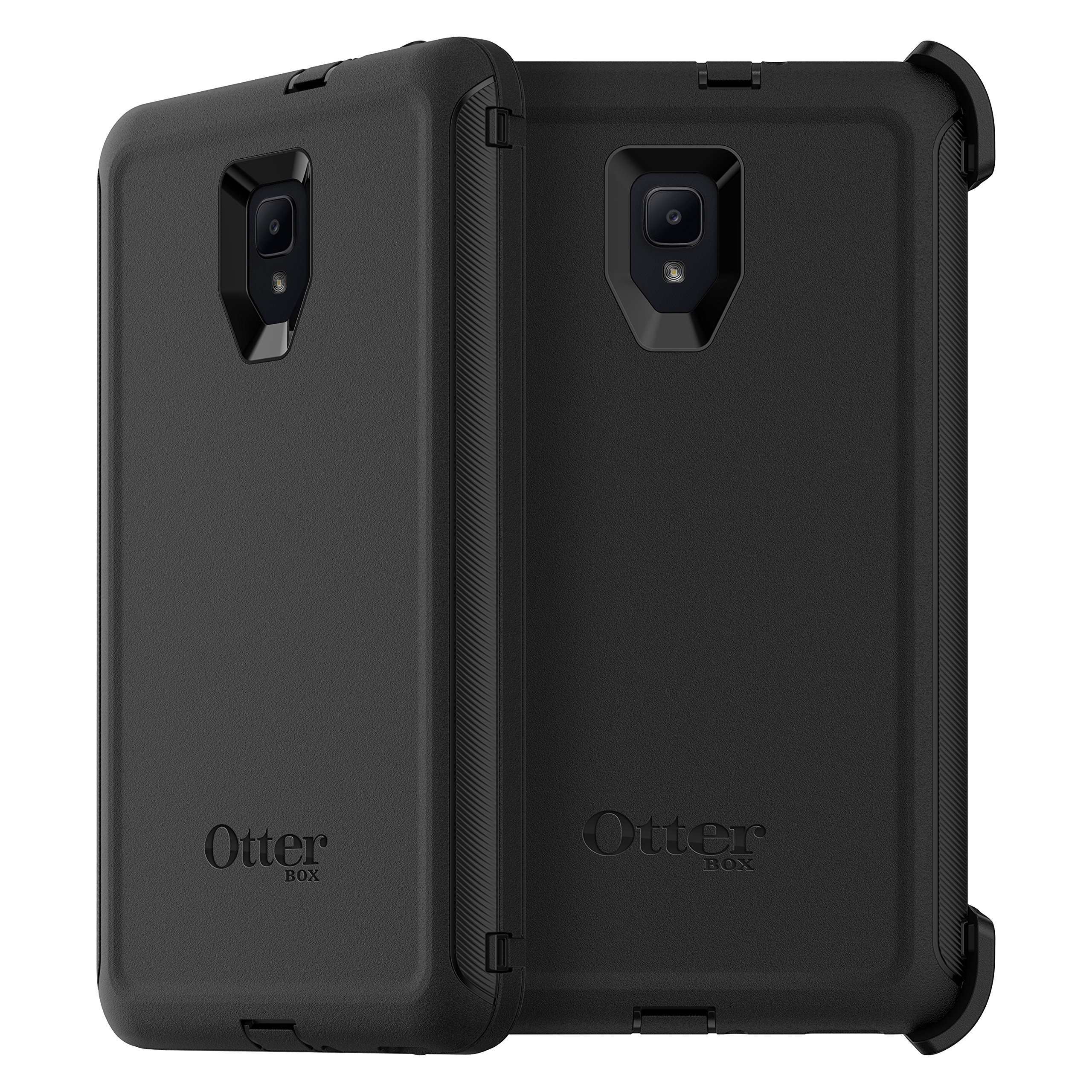 OtterBox DEFENDER SERIES Case for Samsung Galaxy TAB A (8.0 - 2017 version) - Retail Packaging - BLACK