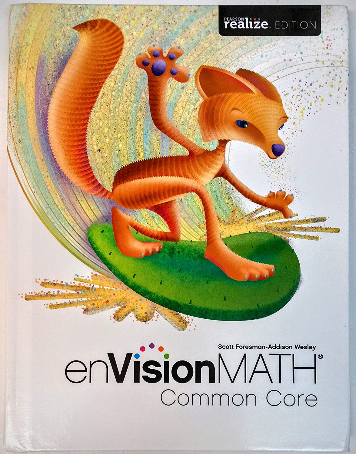 Workbooks envision math workbook grade 6 : Amazon.com: enVision Math Common Core Realize Edition, Grade 6 ...