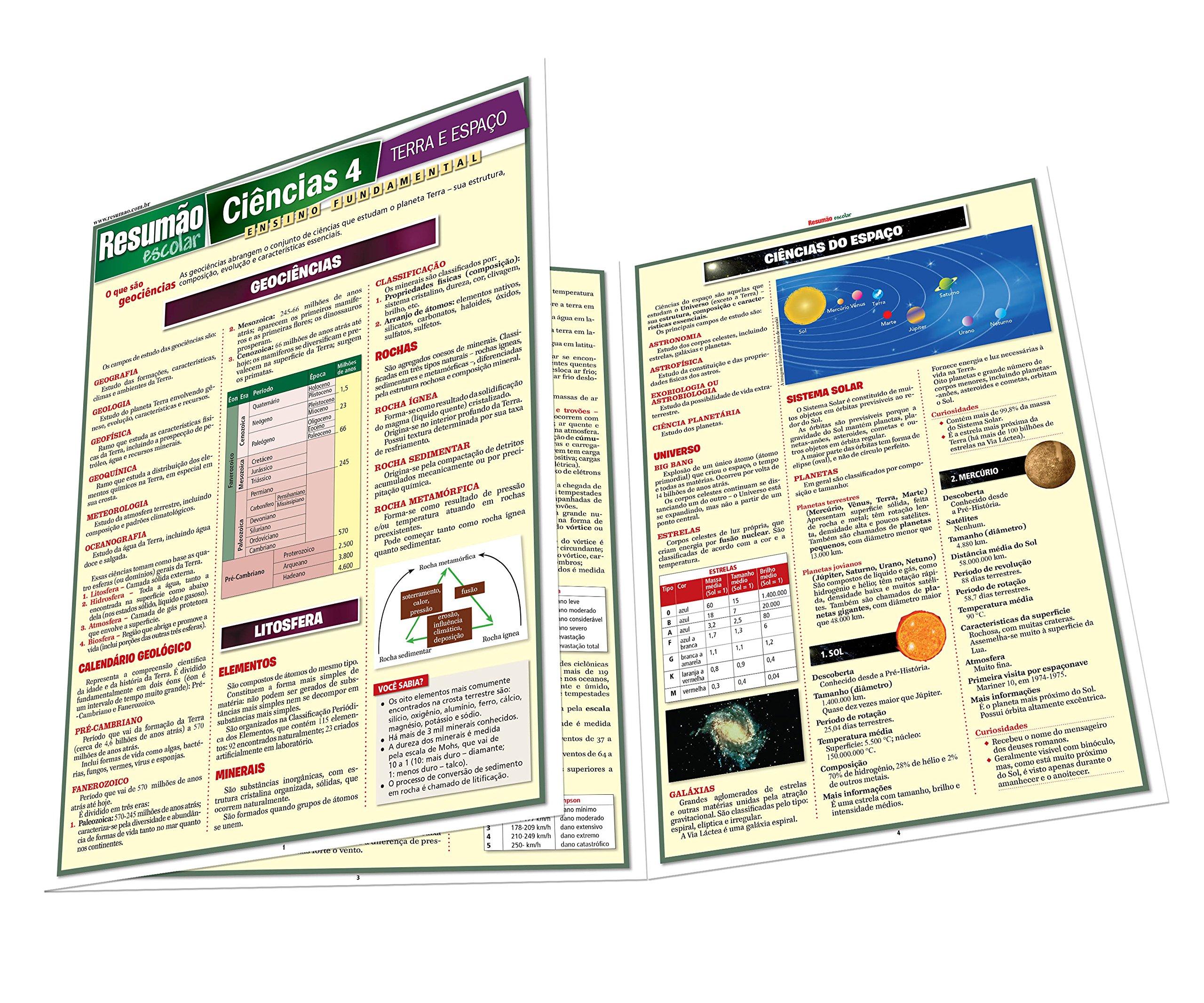 Ciências 4. Terra e Espaço: Vários Autores: 9788577111930: Amazon.com: Books