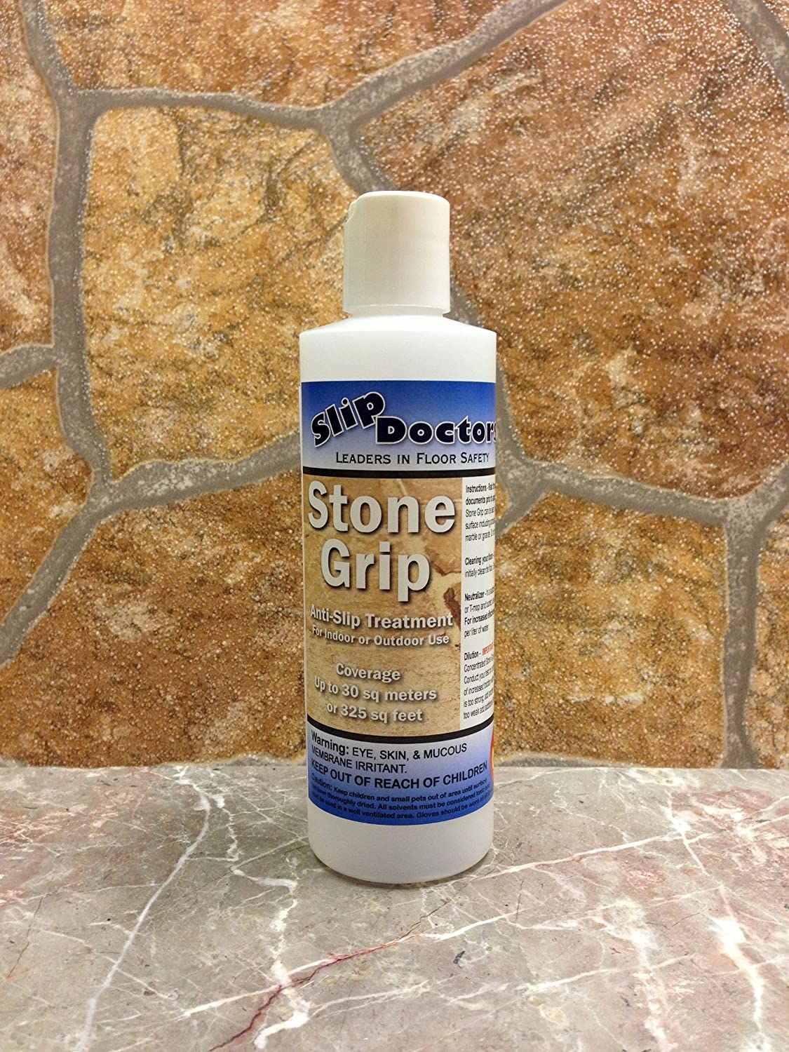 Stone grip antislip treatment for all slippery tiles amazon stone grip antislip treatment for all slippery tiles amazon kitchen home dailygadgetfo Image collections
