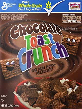 Image result for chocolate cinnamon toast crunch