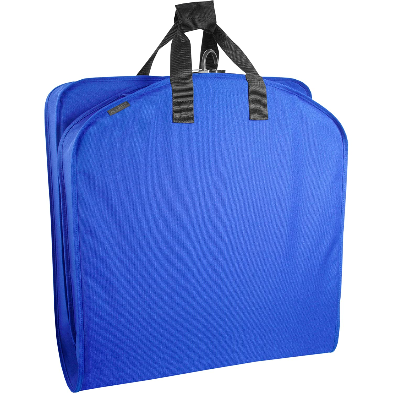 WallyBags Luggage 40 Garment Bag Purple 756