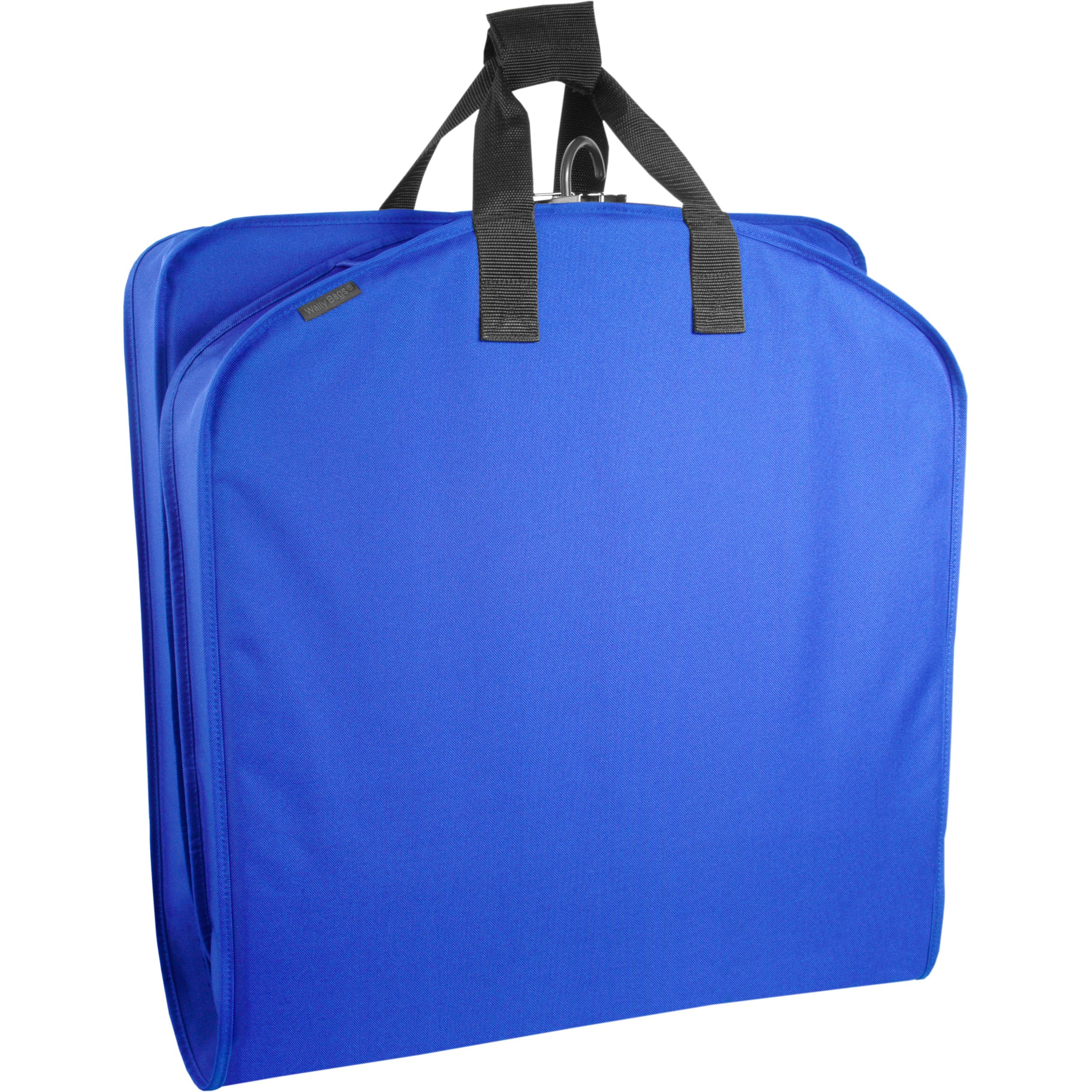 WallyBags Luggage 40'' Garment Bag, Royal Blue