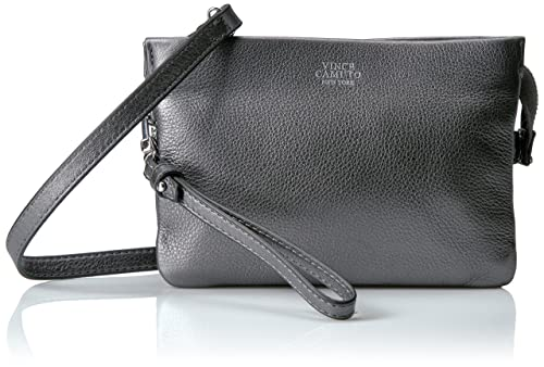 Vince Camuto Cami Crossbody, Pewter Grey