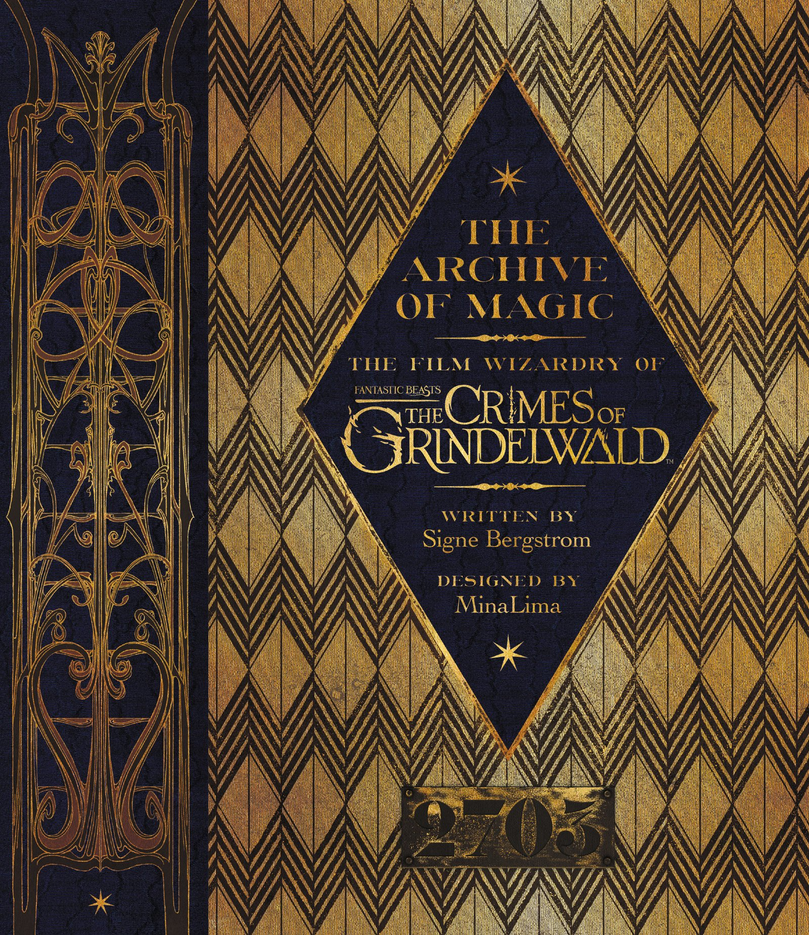 The Archive of Magic  The Film Wizardry of Fantastic Beasts  The Crimes of  Grindelwald Hardcover – November 16 1c4236449e