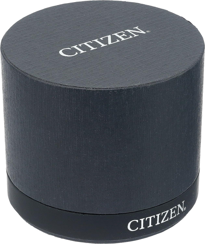 Citizen Men s Dress Quartz Stainless Steel Casual Watch, Color Rose Gold-Toned Model BU3013-53L