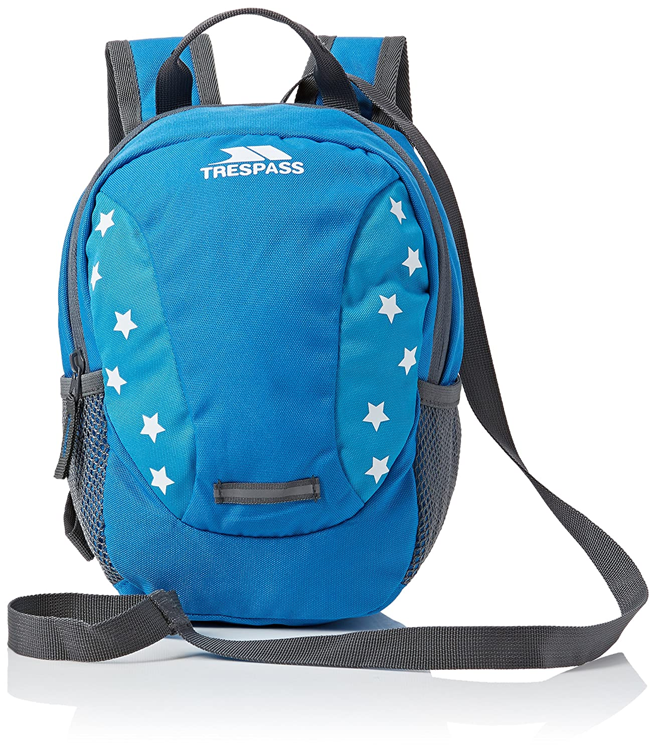 Tiddler Boys & Girls Toddlers Safety Rein Small Cute Nursery Backpack Trespass UCACBAL30002_BLUEACH