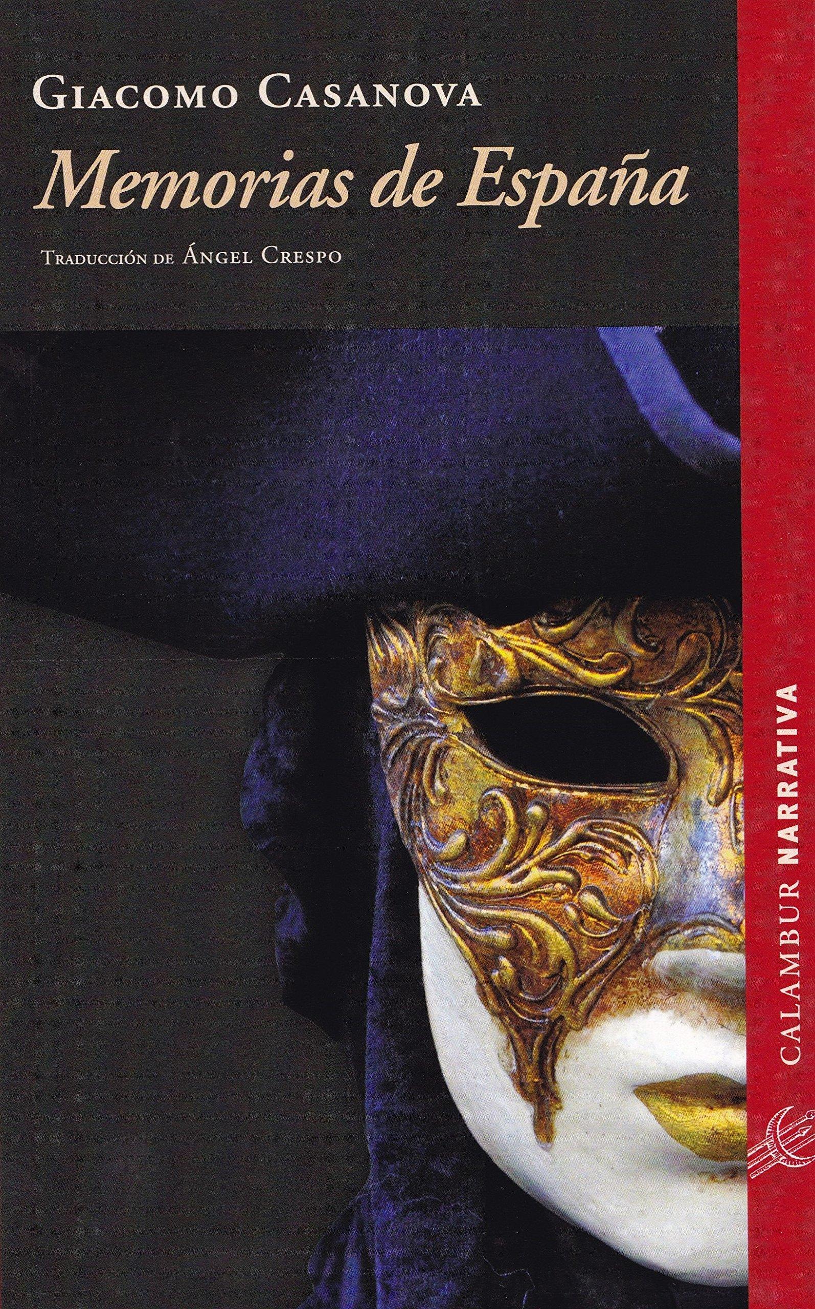Memorias de España: Amazon.es: Giacomo Casanova, Giacomo Casanova ...