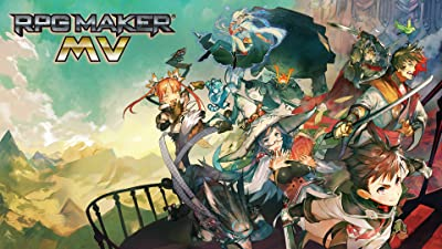 RPG Maker MV 1.3 - Steam Edition [Online Code]