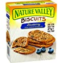 Nature Valley Breakfast Biscuit 8.85 Ounce (Blueberry)