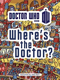 Doctor Who Wheres The
