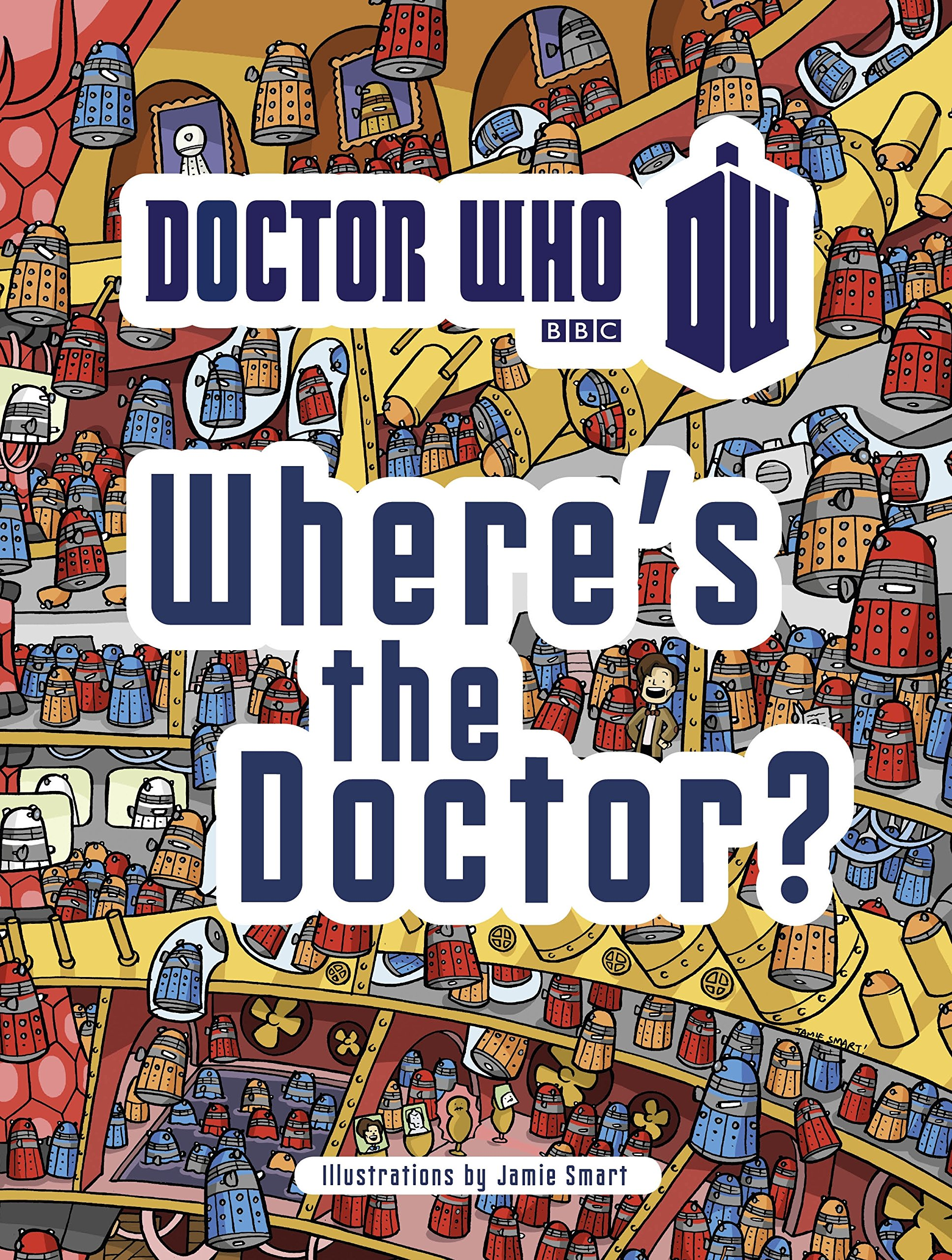 Doctor Who: Wheres the Doctor? [Idioma Inglés]: Amazon.es: Smart ...