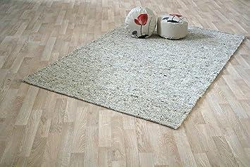 Moderner Handweb Teppich Alpen Handgewebt Aus Schurwolle Für Wohnzimmer,  Esszimmer, Schlafzimmer Und Die Küche