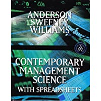 Contemporary Management Science: With Spreadsheets