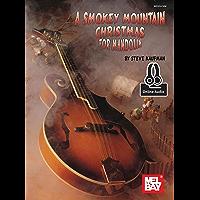 Smokey Mountain Christmas for Mandolin book cover
