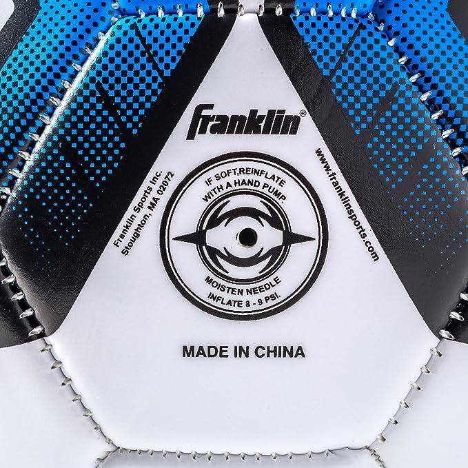 Amazon.com: Franklin Sports Futsal Ball - Balón de fútbol ...