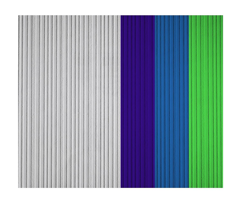 York Wallcoverings Patent Decor PT9412 Varied Stripe Paintable Wallpaper,  White     Amazon.com