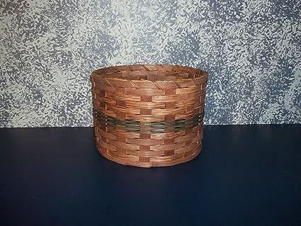 Amazon.com: Amish Handmade Primitive Paper Plate Carrier Holder ...