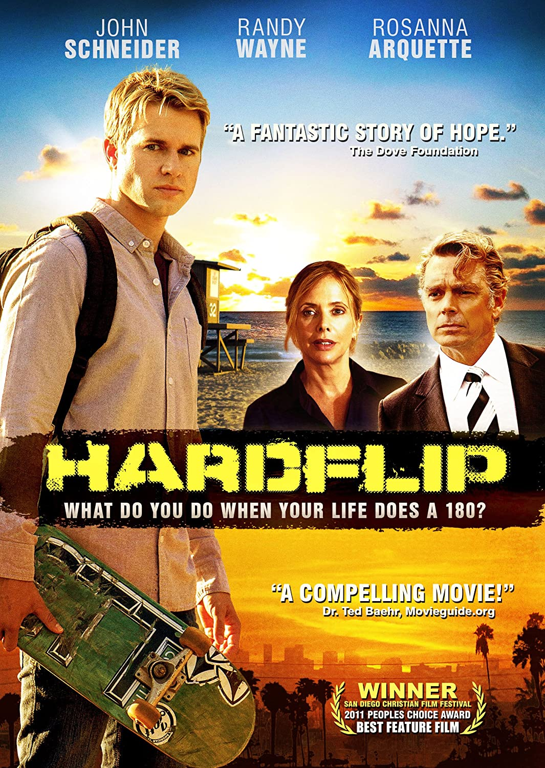Hardflip best skateboard movies