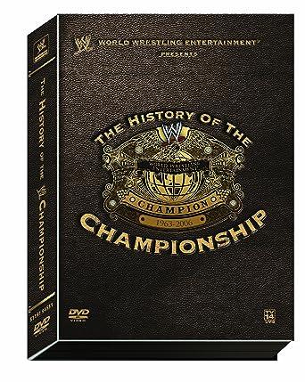 history of the world heavyweight championship dvd