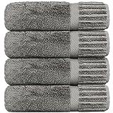 Luxury Hotel & Spa Bath Towel Turkish Cotton, Set