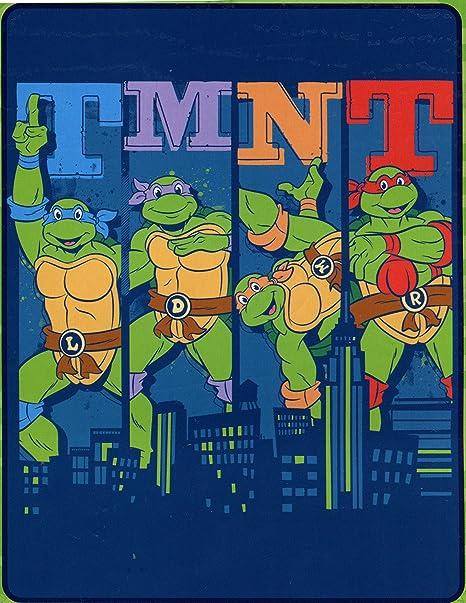 Amazon.com: Teenage Mutant Ninja Turtles Ninja de seda Touch ...