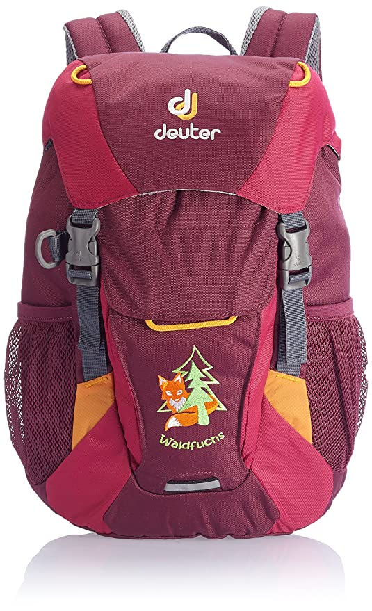 5cd3767a5d Deuter Waldfuchs Kids' Outdoor Hiking Backpack: Amazon.co.uk: Sports &  Outdoors