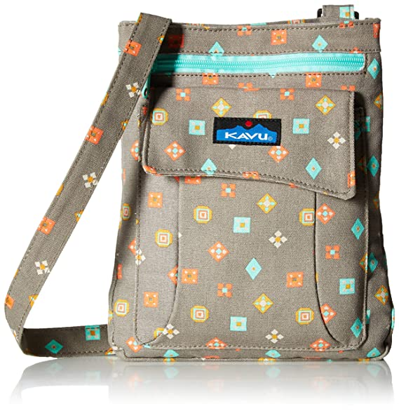39247622110 Amazon.com: KAVU Keeper Semi Padded Sling Cotton Canvas Crossbody ...