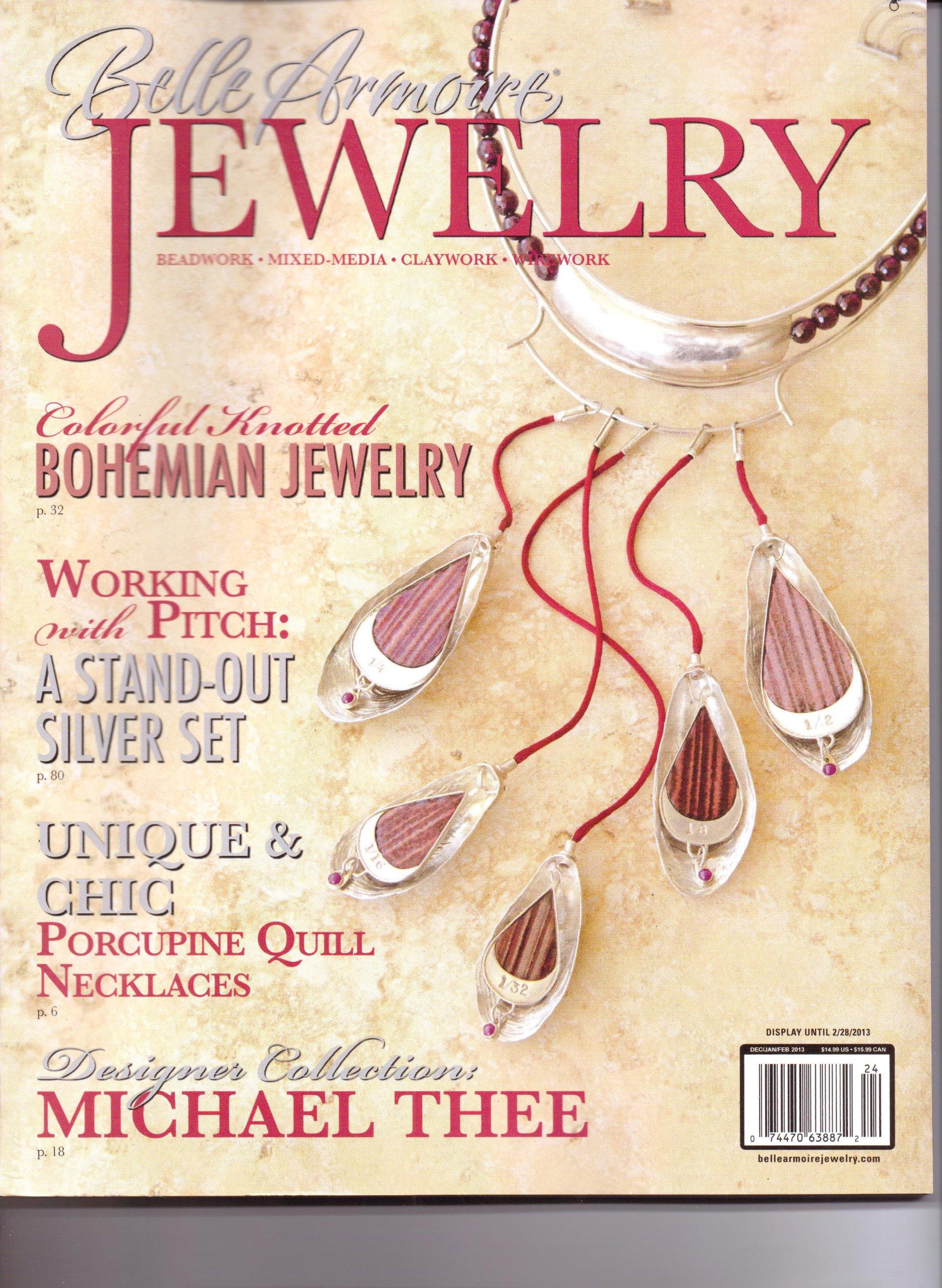 Belle Armoire JEWELRY Magazine. Vol 8. #4. Dce/Jan/Feb 2013. ebook