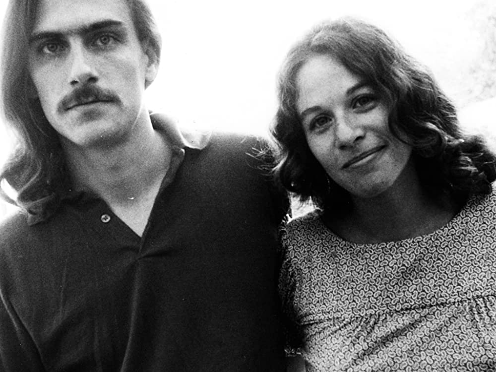 Image result for Carole King and James Taylor