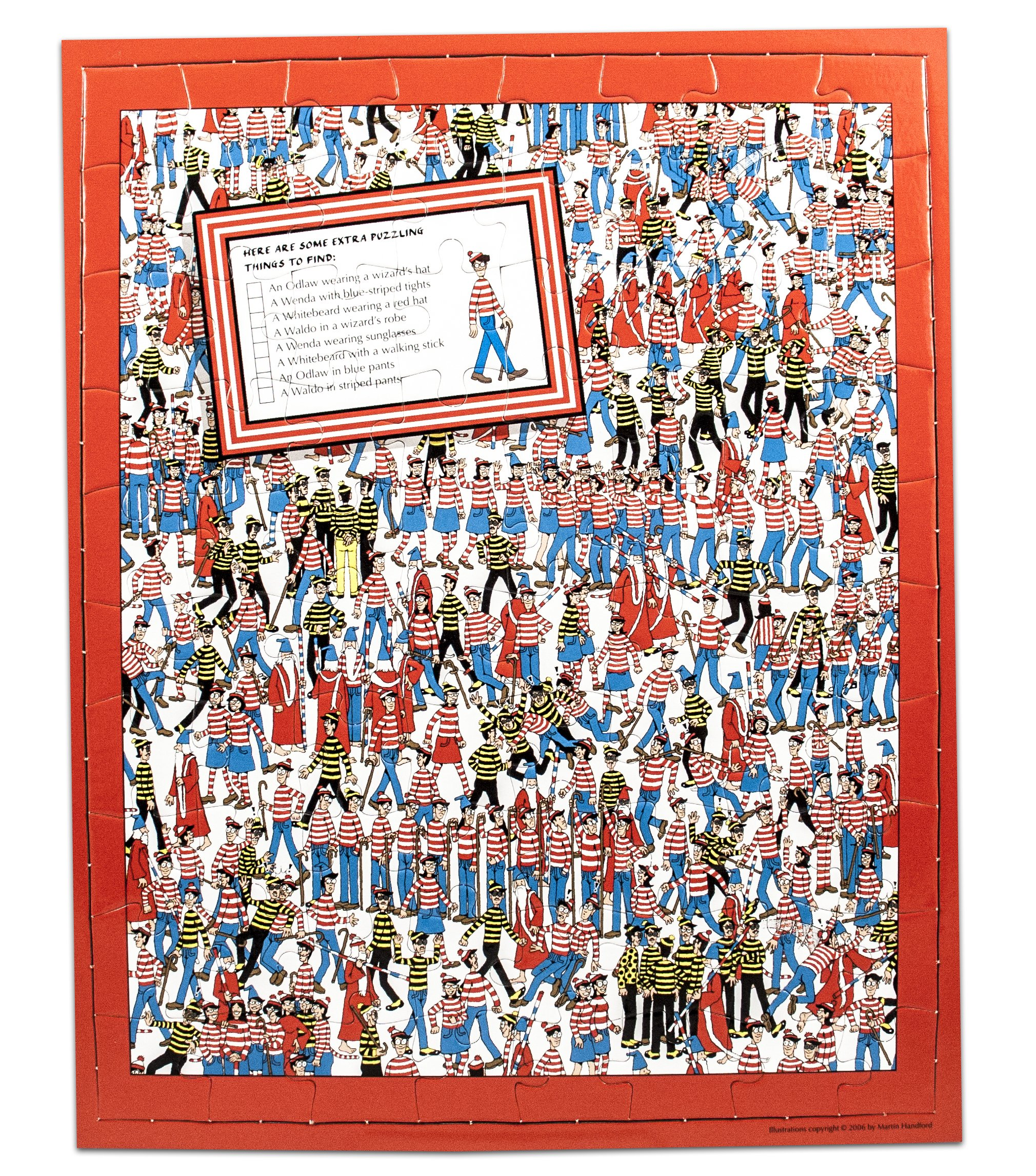 Where Is Wally Book