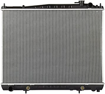 Spectra Premium CU2459 Complete Radiator for Nissan Infinity/Pathfinder