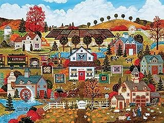 product image for Jane Wooster Scott - Autumn's Palette Puzzle - 550 Pieces