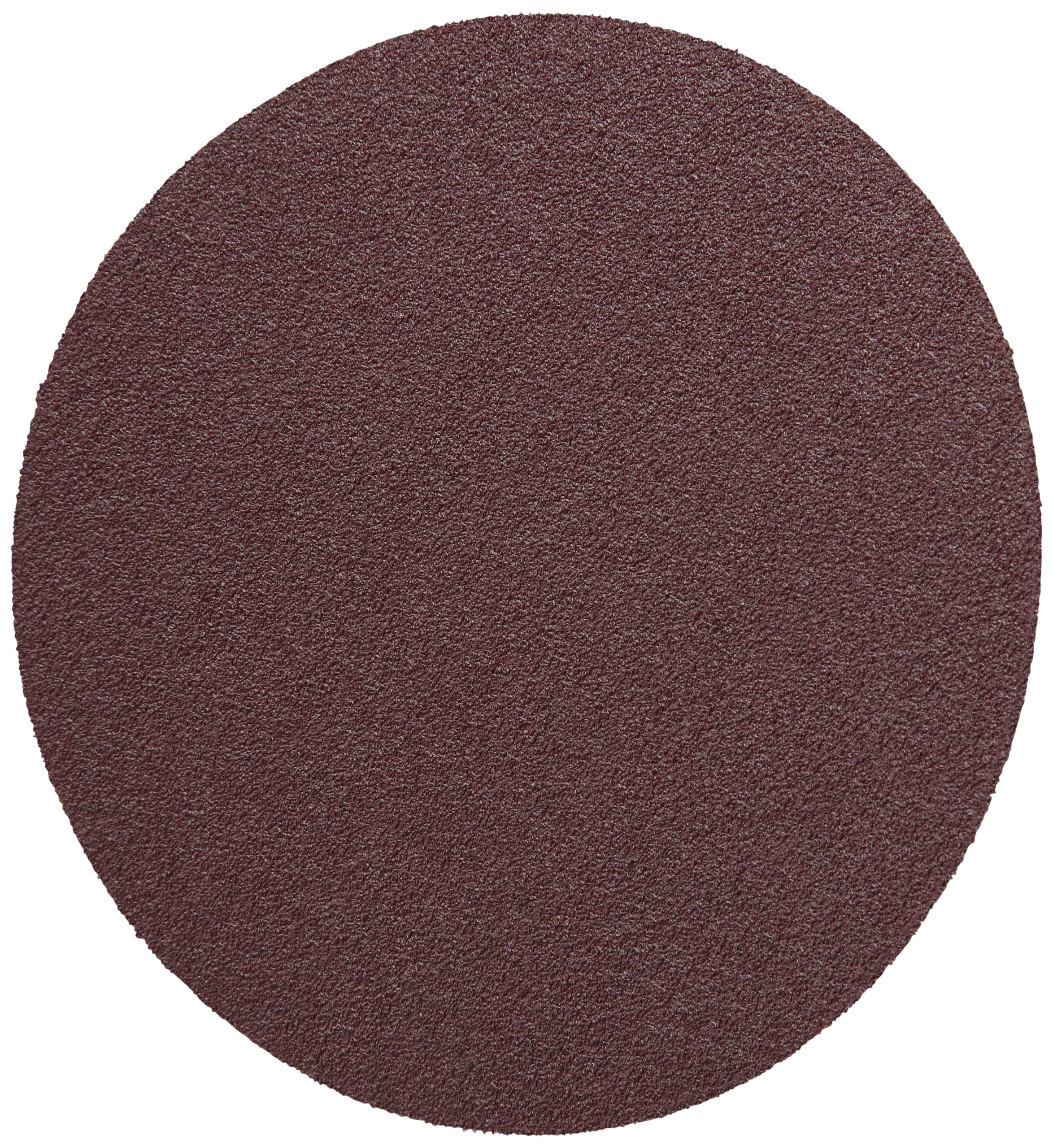 3M(TM) PSA Cloth Disc 348D, X-Weight, Aluminum Oxide, 24'' Diameter, 80 Grit, Brown  (Pack of 10)