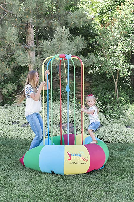 Amazon.com: Jungle JumpaRoo - Set de juegos para camas ...